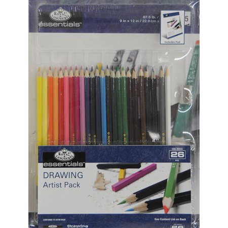 Royal & Langnickel Drawing Artist Pk 9x12