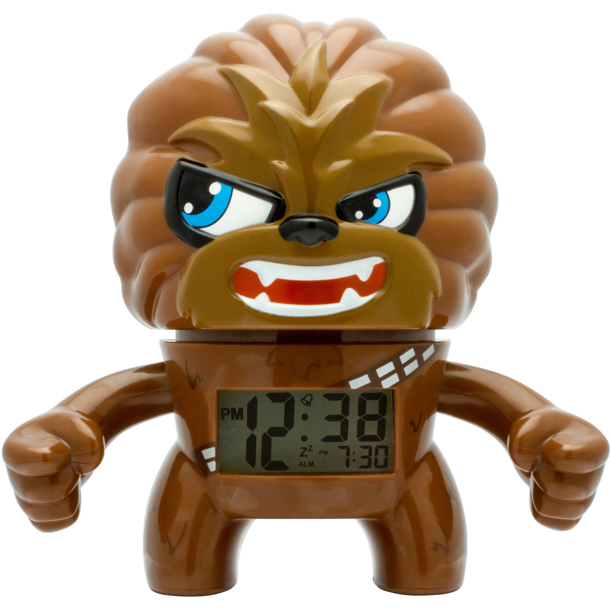 BulbBotz™ Star Wars™ Chewbacca™ Light-Up Alarm Clock (7.5 inch)