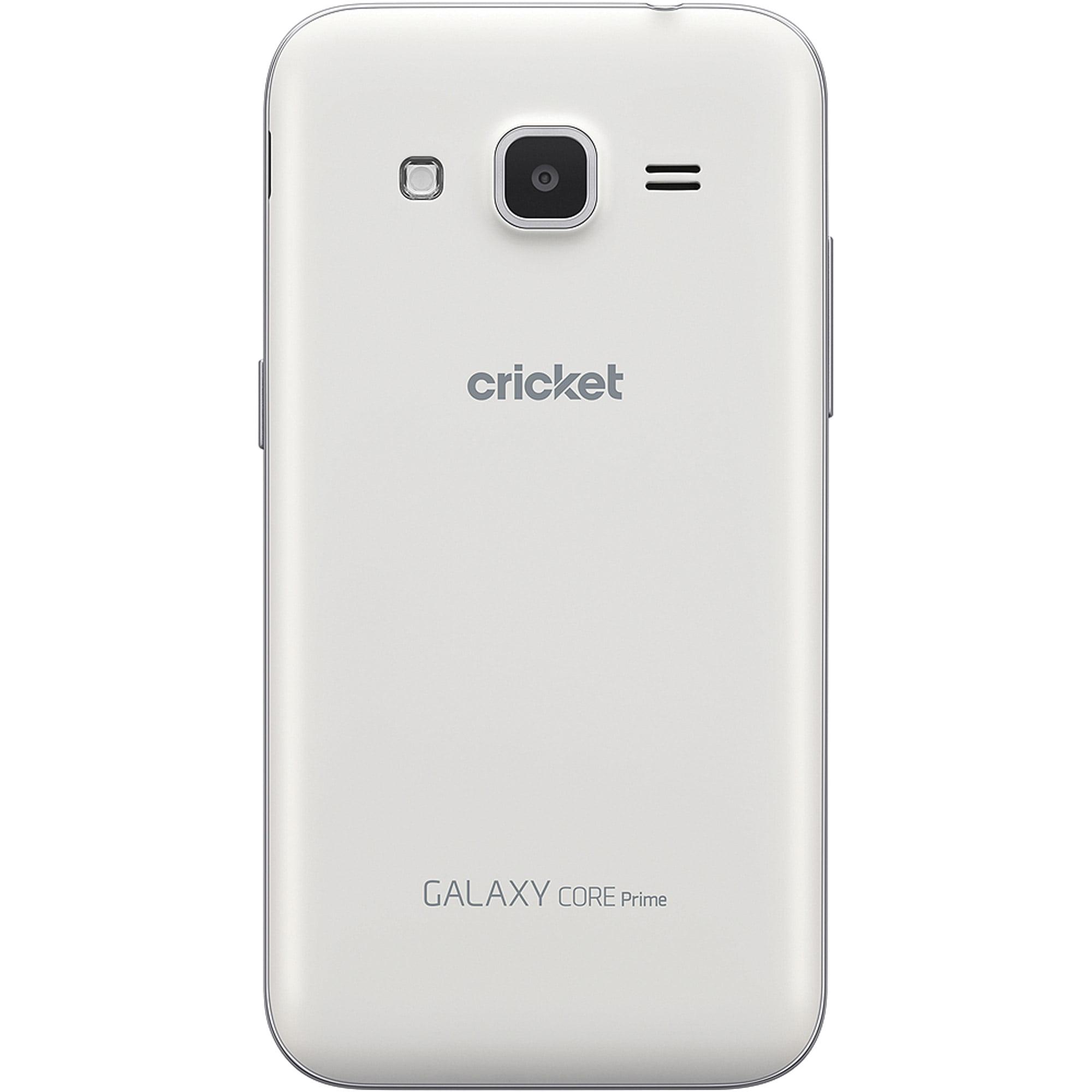 Cricket wireless customer service - Cricket Wireless Samsung Galaxy Core Prime Prepaid Smartphone Walmart Com