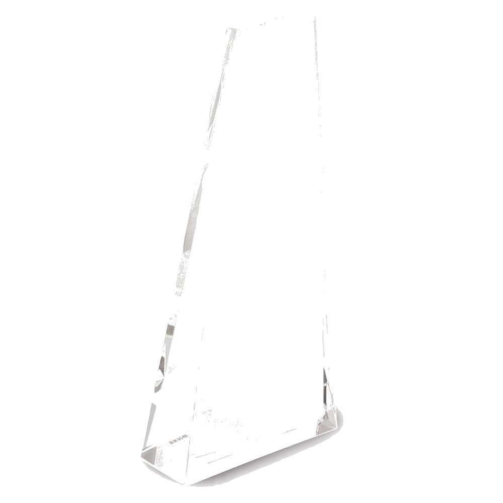 """Bey Berk Crystal 9"""" Obelisk Trophy by Bey Berk"""