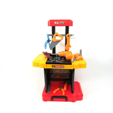 Kids Toy Workshop Tool Bench