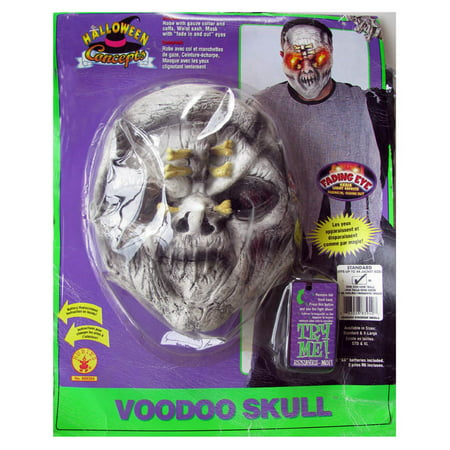 Rubies Boys 'Voodoo Skull' Child Costume, Black, M - Voodoo Costume
