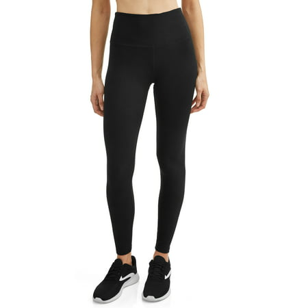 Low Rise Capri Leggings Pants - Women's Active High Waist Super Soft Performance Leggings