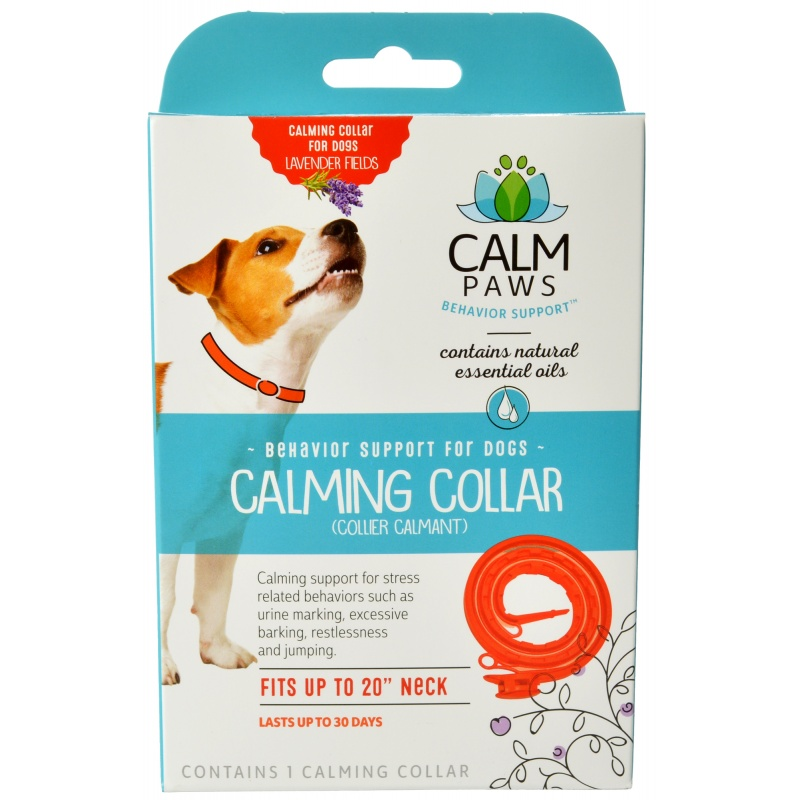 Calm Paws Calming Collar for Dogs - 1 Count
