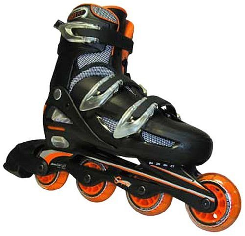 Calipro Inline Skate One-touch size adjustment Orange by Eastern Kosan 24-27cm