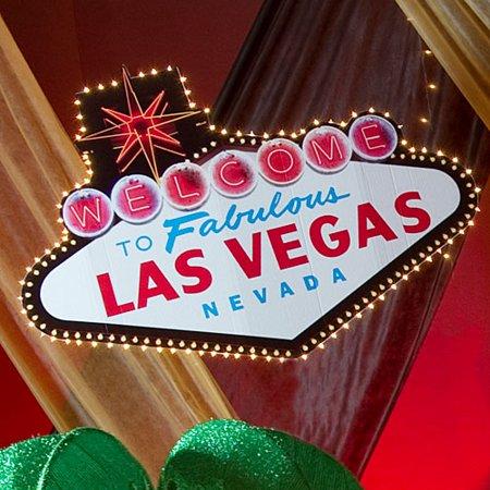 Las Vegas Wood - 3 ft. 10 in. Welcome to Las Vegas Sign
