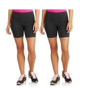Women's Dri-More Core Bike Shorts, 2-Pack