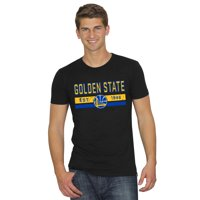 Golden State Warriors Sportiqe Davis T-Shirt - Black