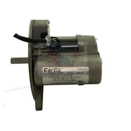 Carlin 98630S 1/4 HP, 120V, 60HZ, 48N Frame Motor