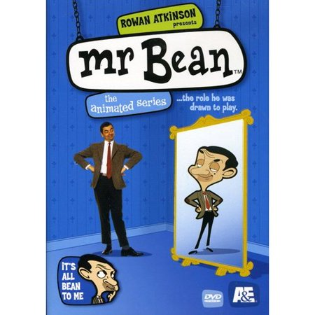 Mr. Bean - The Animated Series, Vol. 4 - It's All Bean to Me