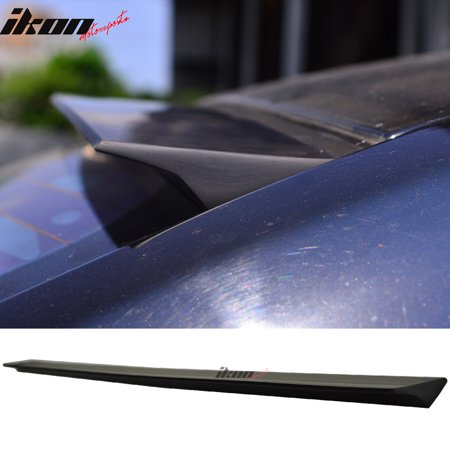 Fits 09-15 Nissan Maxima A35 4DR VRS Style Roof Spoiler Wing Unpainted - PUF
