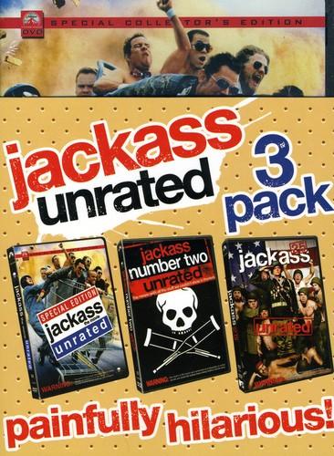 Jackass Collection (DVD) by PARAMOUNT STUDIO