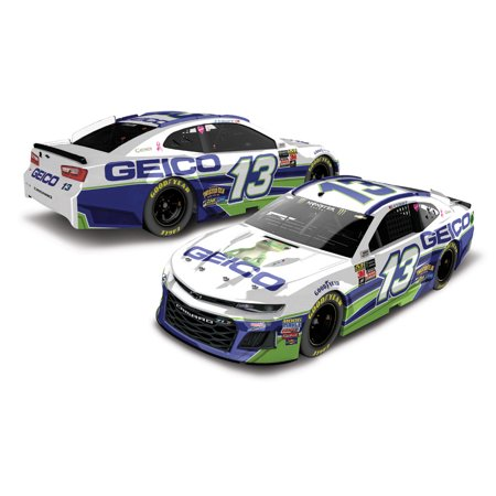 Lionel Racing Ty Dillon #13 GEICO 2018 Chevrolet Camaro 1:24 Scale HO Die-cast ()