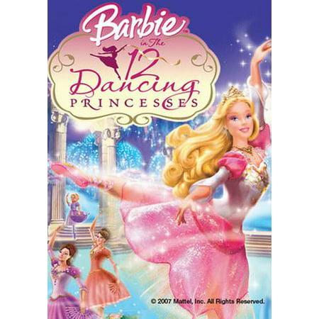 Barbie And The 12 Dancing Princesses (Barbie: The 12 Dancing Princesses (Vudu Digital Video on)