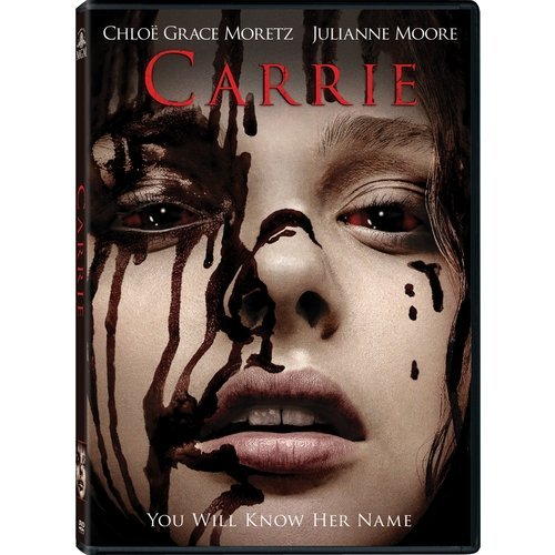 CARRIE (2013/DVD/WS-2.35/ENG SDH-SP SUB)