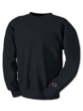 d18057c38f6298 Product Image Champion Fleece Double Dry Eco Crewneck Sweatshirt