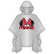 Disney Youth Minnie Family Rain Poncho