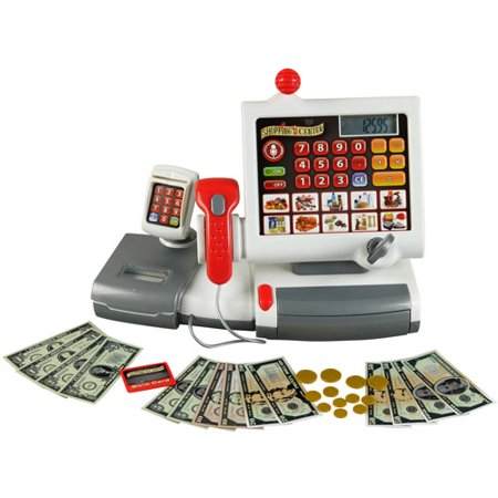 Theo Klein Electronic Toy Cash Register](elements of power electronics krein)