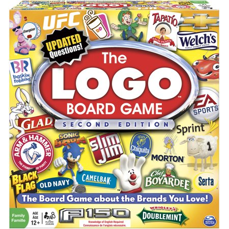 Games For Second Grade Halloween Party (Spin Master Games, Logo 2nd Edition Board)