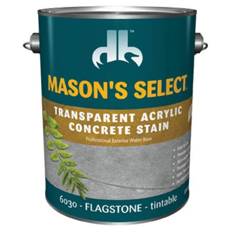1-Gallon Flagstone Transparent Concrete Stain - Pack of 4 ()