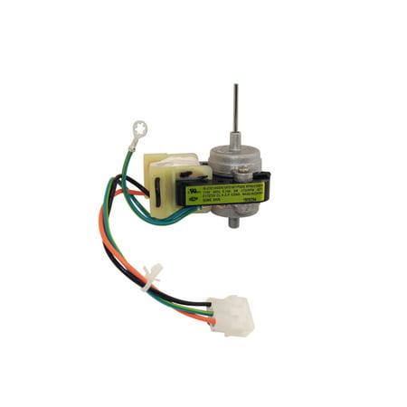 Wr60x10220 ge refrigerator condenser fan motor for Hotpoint refrigerator condenser fan motor