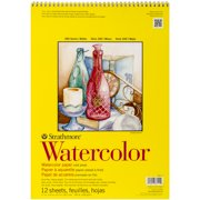 """Strathmore (360-11) 300 Series Watercolor Pad, Cold Press, 11""""x15"""", 12 Sheets"""