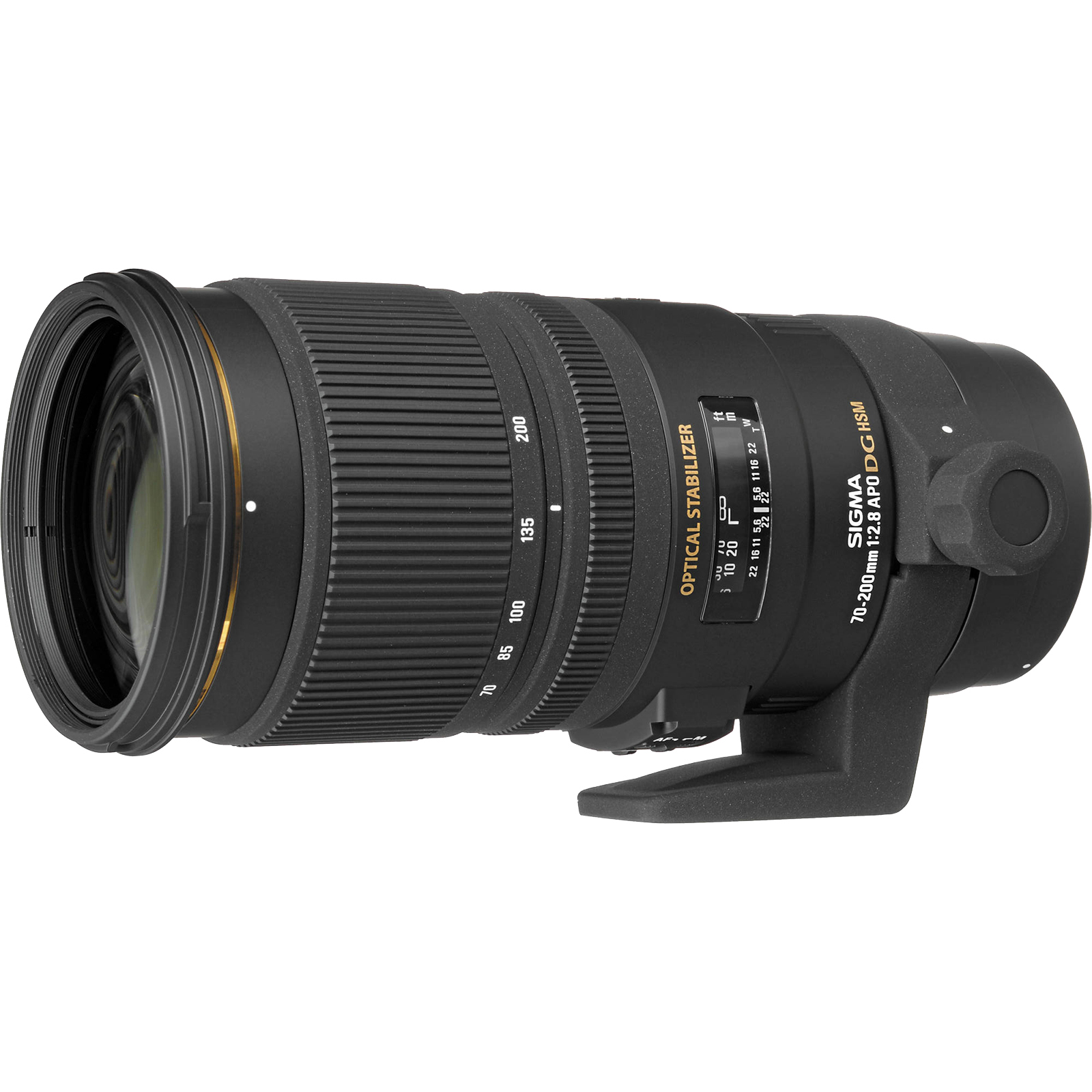Sigma 70-200mm F2.8 EX DG HSM OS Lens For Nikon 589306