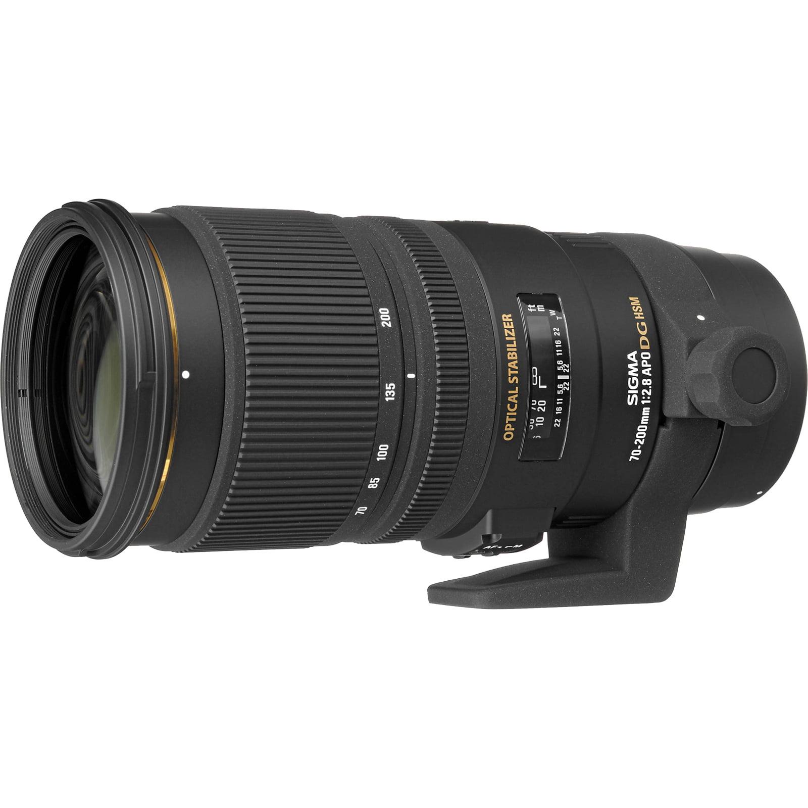 Sigma 70-200mm F2.8 EX DG HSM OS Lens For Nikon 589306