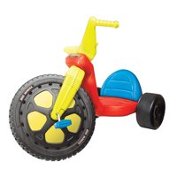 Big Wheel 50th Anniversary 16 Inch Ride-On Toy (Fully Assembled Ready to Ride)