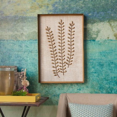 Leaf Wall Plaque (Leaf Wall Plaque)