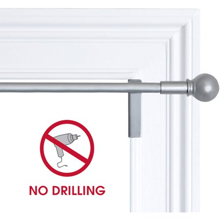 Smart Rods Twist And Shout No Drill Adjustable Window