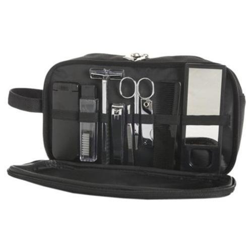 Upper Canada Soap D8343 Men s grooming travel kit