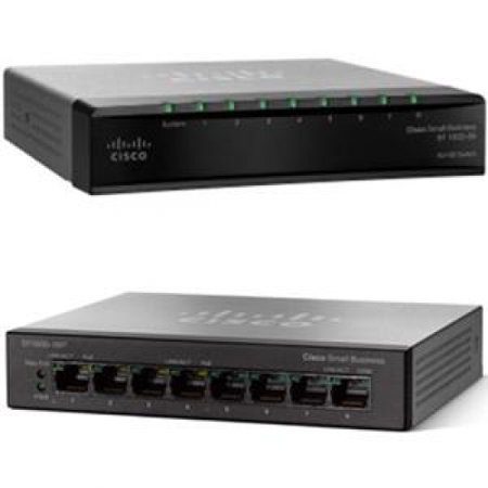 CISCO SF100D-08-NA SF100D-08 8PORT 10/100 DESKTOP