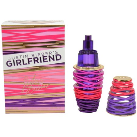 Justin Bieber's Girlfriend by Justin Bieber for Women - 1 oz EDP - Justin Bieber Halloween Mask