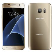 Samsung Galaxy S7 G930 Gold Platinum 32GB - Verizon and GSM Unlocked (Scratch and Dent)