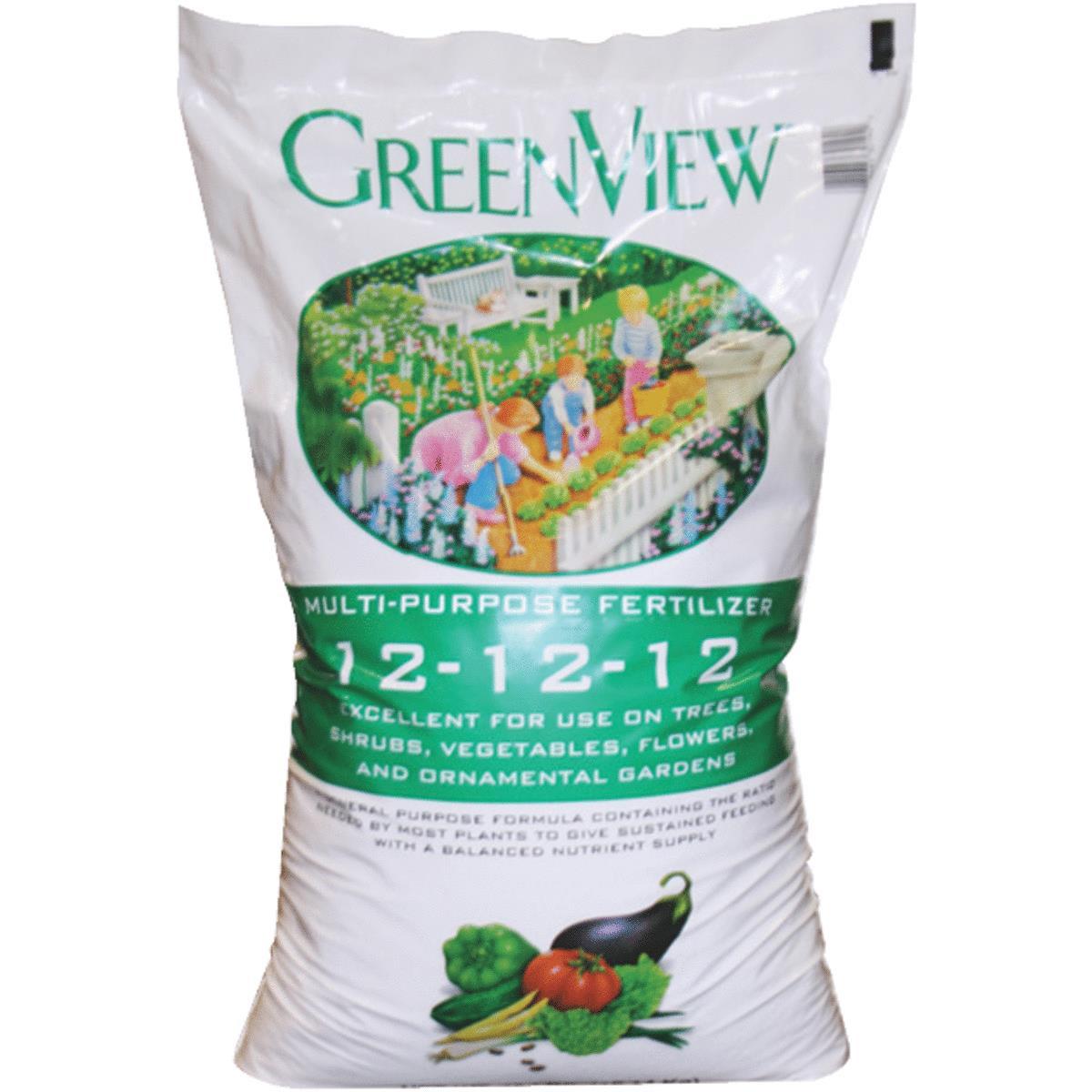 Lebanon Seaboard Green View 12-12-12 All Purpose Fertilizer