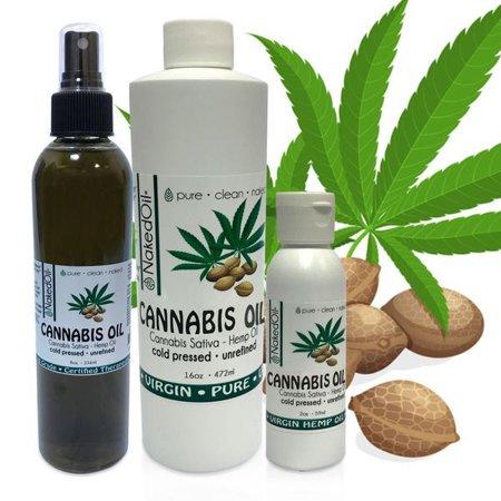 Organic Hemp Oil   Cannabis Sativa
