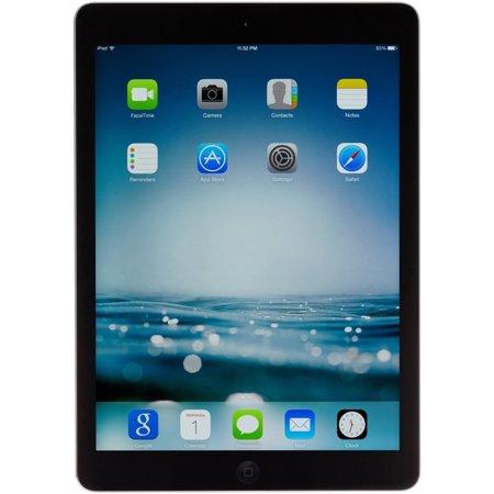Apple iPad Air MD787LL/A (64GB, Wi-Fi, Space