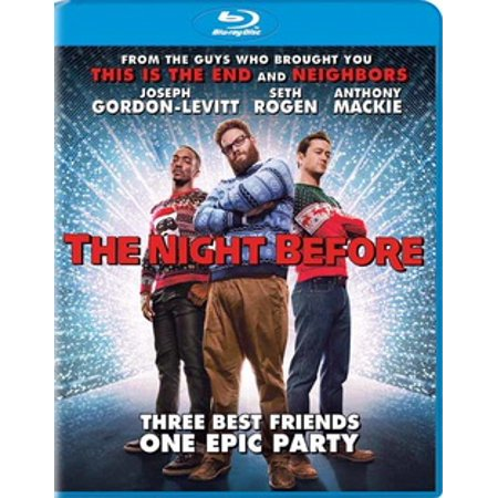 The Night Before (Blu-ray) - The Night Before Halloween Trailer