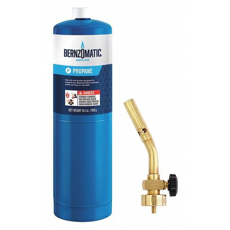 - BERNZOMATIC 330923 Pencil Flame Torch Kit 2-Piece