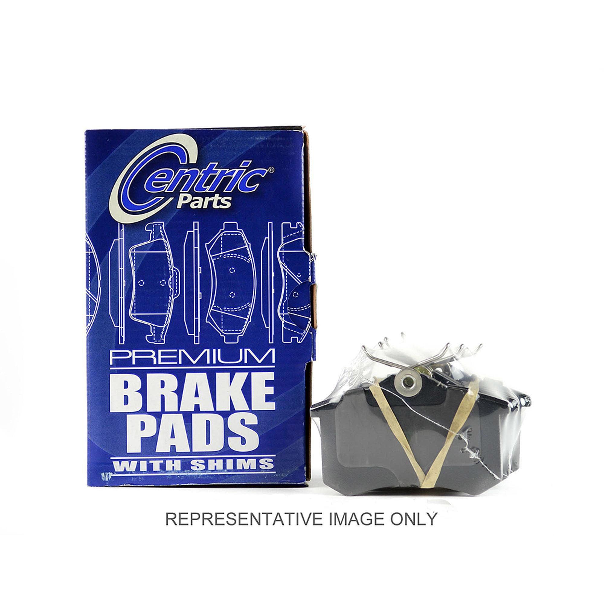 Centric Brake Pad Set, #301-08750