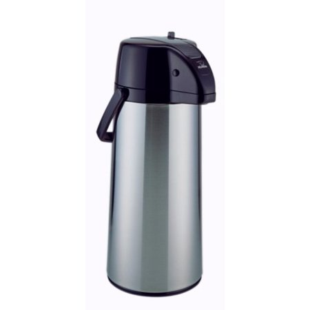 Zojirushi 2.2L Premier Air Pot Beverage Dispenser (Stainless) (Zojirushi Thermal Airpot)