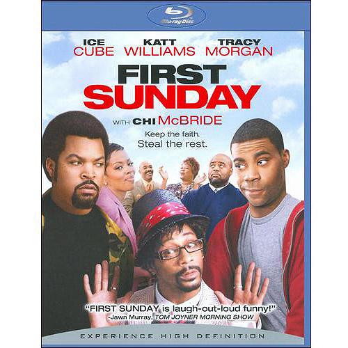 First Sunday (Blu-ray)