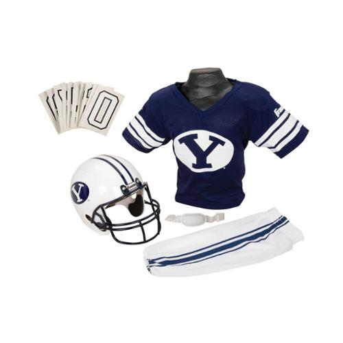 Franklin Sports Youth BYU Football Uniform Set BYU Medium Uniform Set
