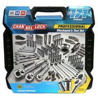 Channellock 171-Piece Mechanics Tool Set, 39053