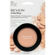 Revlon ColorStay Pressed Powder, 830 Light/Medium, 0.3 oz