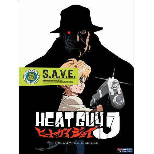 Heat Guy J: Complete Series Box Set (Widescreen)