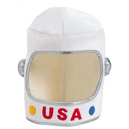 Soft Fabric Child Size Astronaut Helmet by Fun Express - Astronaut Kids Helmet