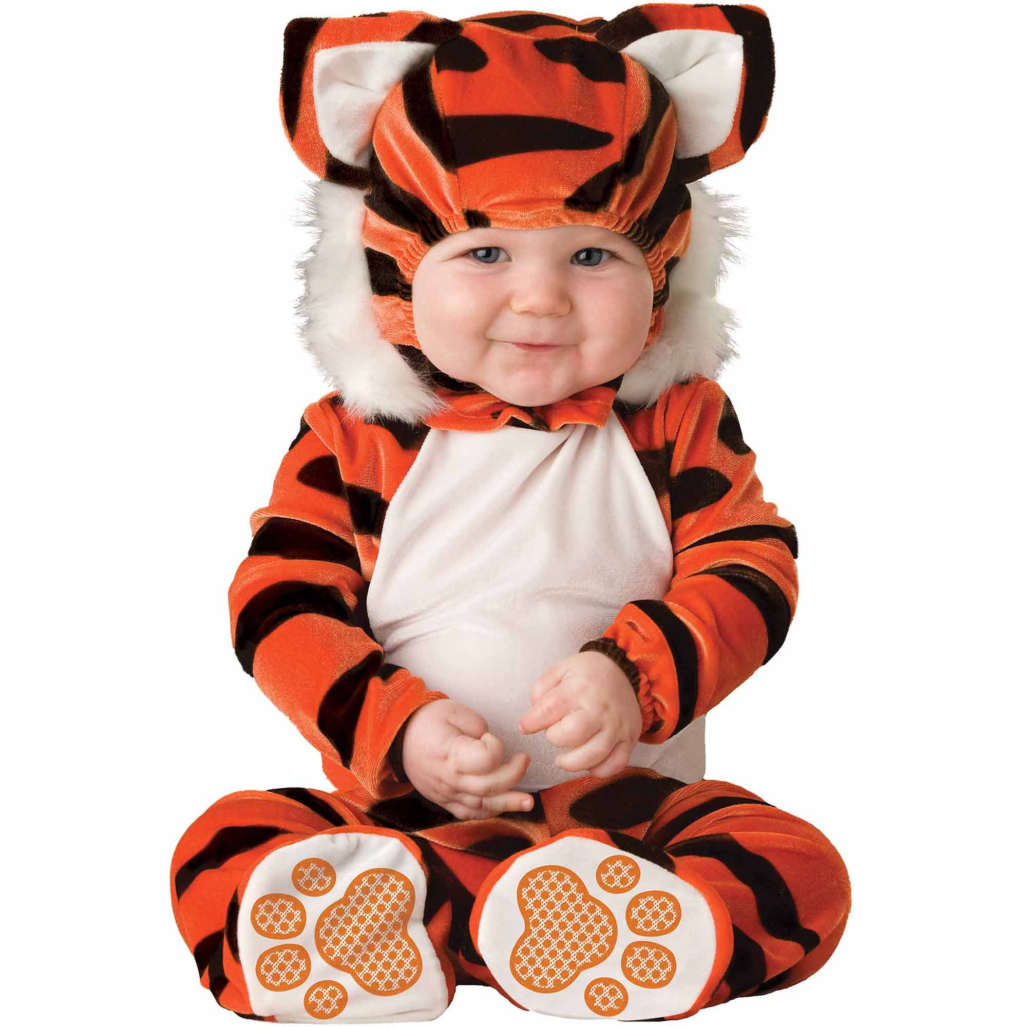 Tiger Tot Infant Halloween Costume  sc 1 st  Walmart & Infant Halloween Costumes 3-6 Months