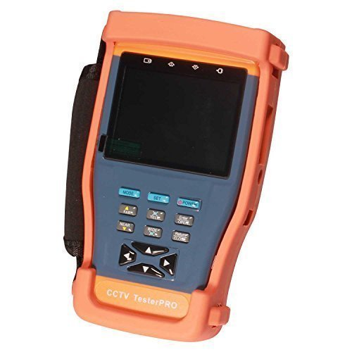 Logisaf 3.5  Inch LCD Monitor CCTV Tester Video PTZ RS485...